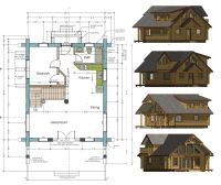 Free HO Scale Buildings