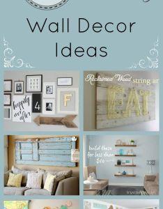 stunning wall decor ideas also st and walls rh pinterest