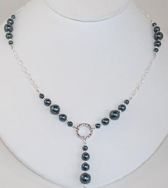 wwwBestBuyBeadscom  Stunning Necklace in Swarovski