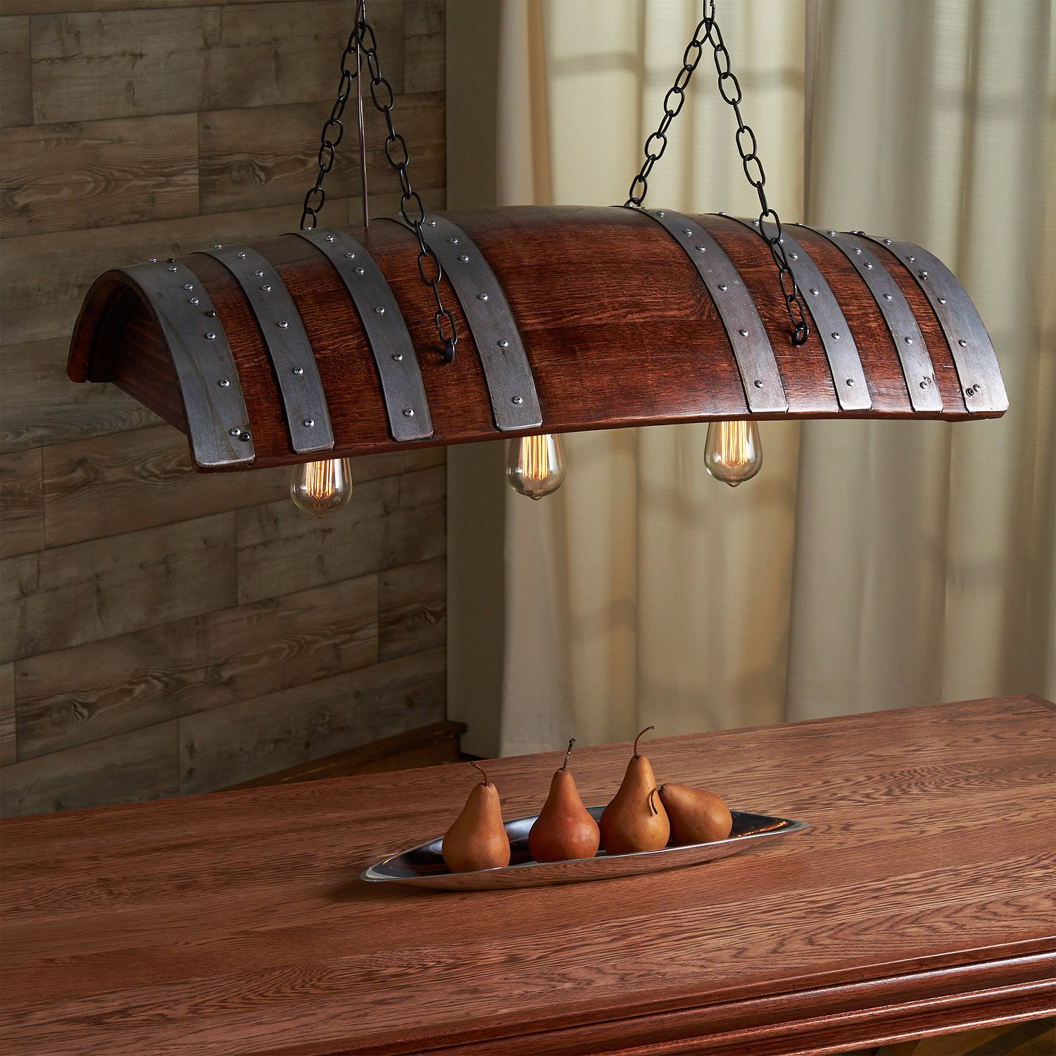 19 Interesting Ways Of Using Wine Barrels In Home Décor Examples