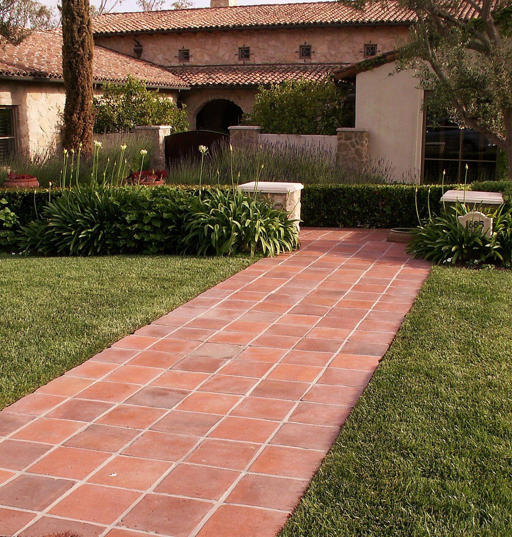 front porch tiles