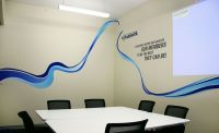 Cool Office Wall Murals
