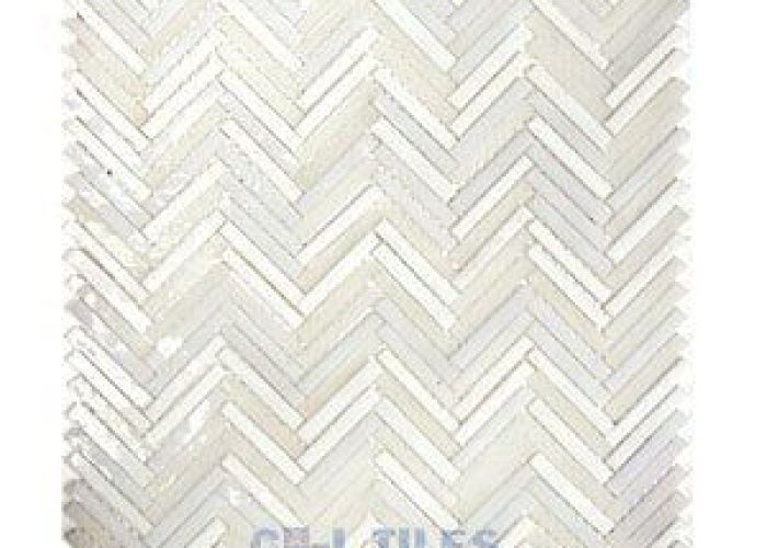 Infinity glass tiles encata stained tile herringbone pattern mes amazon com also