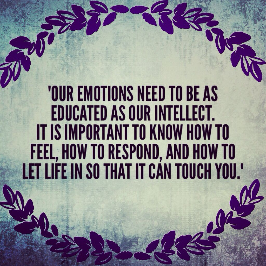 Let Life In Emotional Intelligence Will Take Your Life