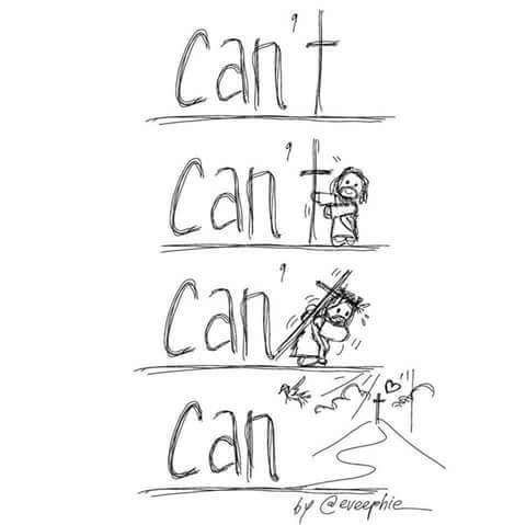 Philippians 4:13 I can do all things through Christ who
