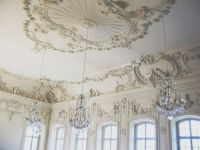 molding ideas for walls | 25 Cool Ceiling Molding And Trim ...