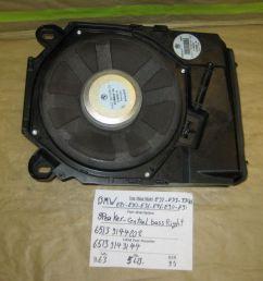 this speaker is for bmw bmw e36 bmw e46 bmw e90 bmw [ 1024 x 768 Pixel ]
