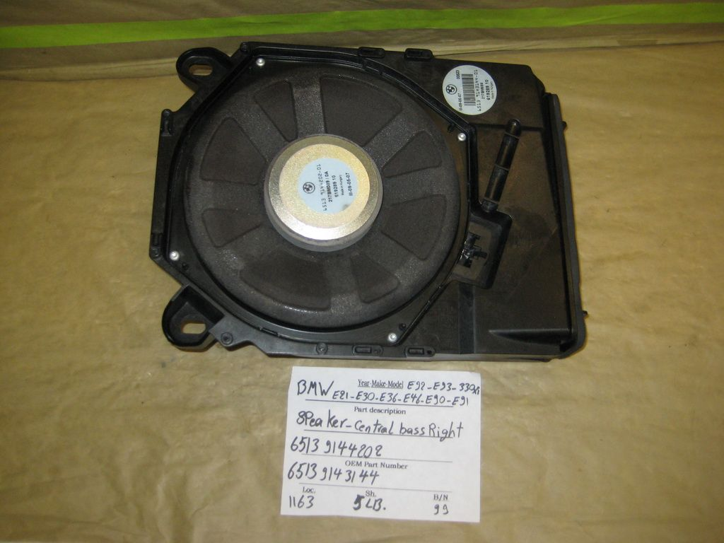 hight resolution of this speaker is for bmw bmw e36 bmw e46 bmw e90 bmw
