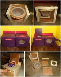 The 25+ best DIY doll washer and dryer ideas on Pinterest ...