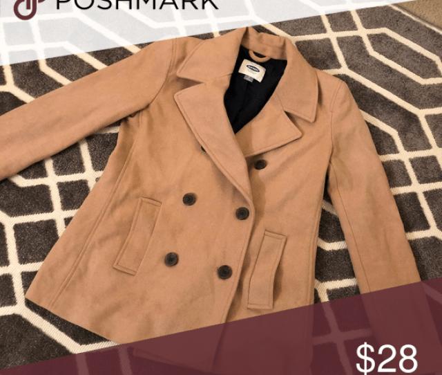 F0 9f A5 82new Year Sale F0 9f A5 82 Khaki Pea Coat