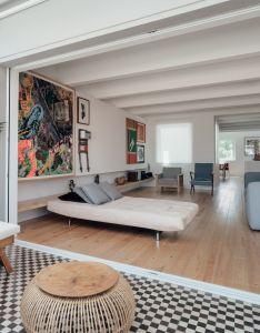 Atelier data uses light and greenery to transform lisbon penthouse apartment interior designinterior also rh pinterest