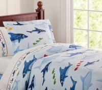 Fish Bedding for Boys