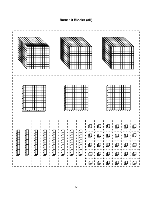 small resolution of place value worksheets from the teachers guide worksheet