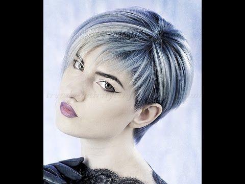 DAMEN KURZHAARFRISUREN Neue Haarschnitte Frisuren Pinterest
