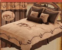 western/cowboy bedding | Western Praying Cowboy Bedding ...