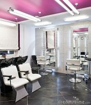 small salon design