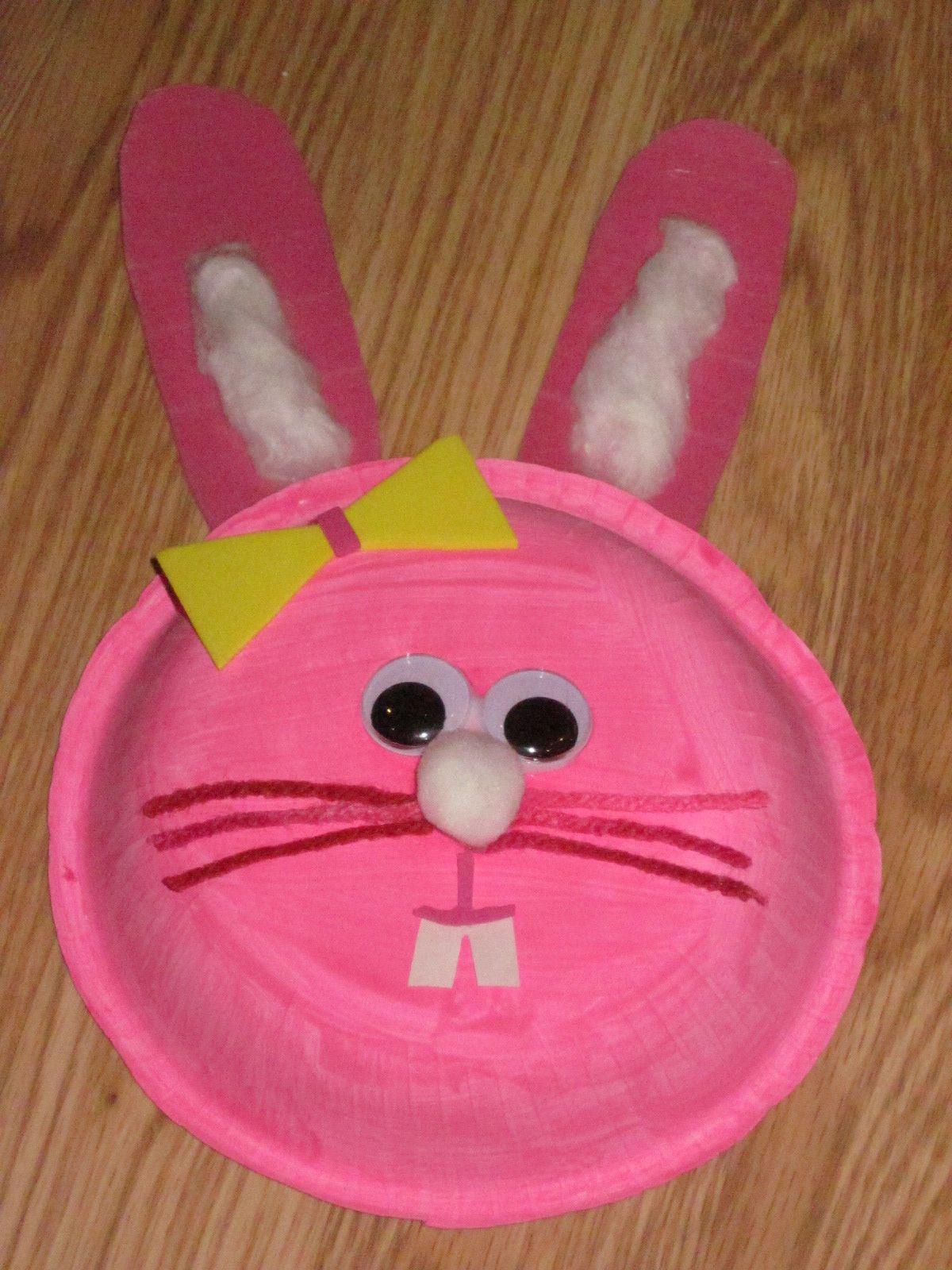 Gummy Lump Toys Blog Sweet Bunny Rabbit Kids Craft