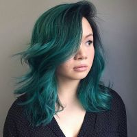 #PeacockGreen http://www.joico.com/joico-products ...