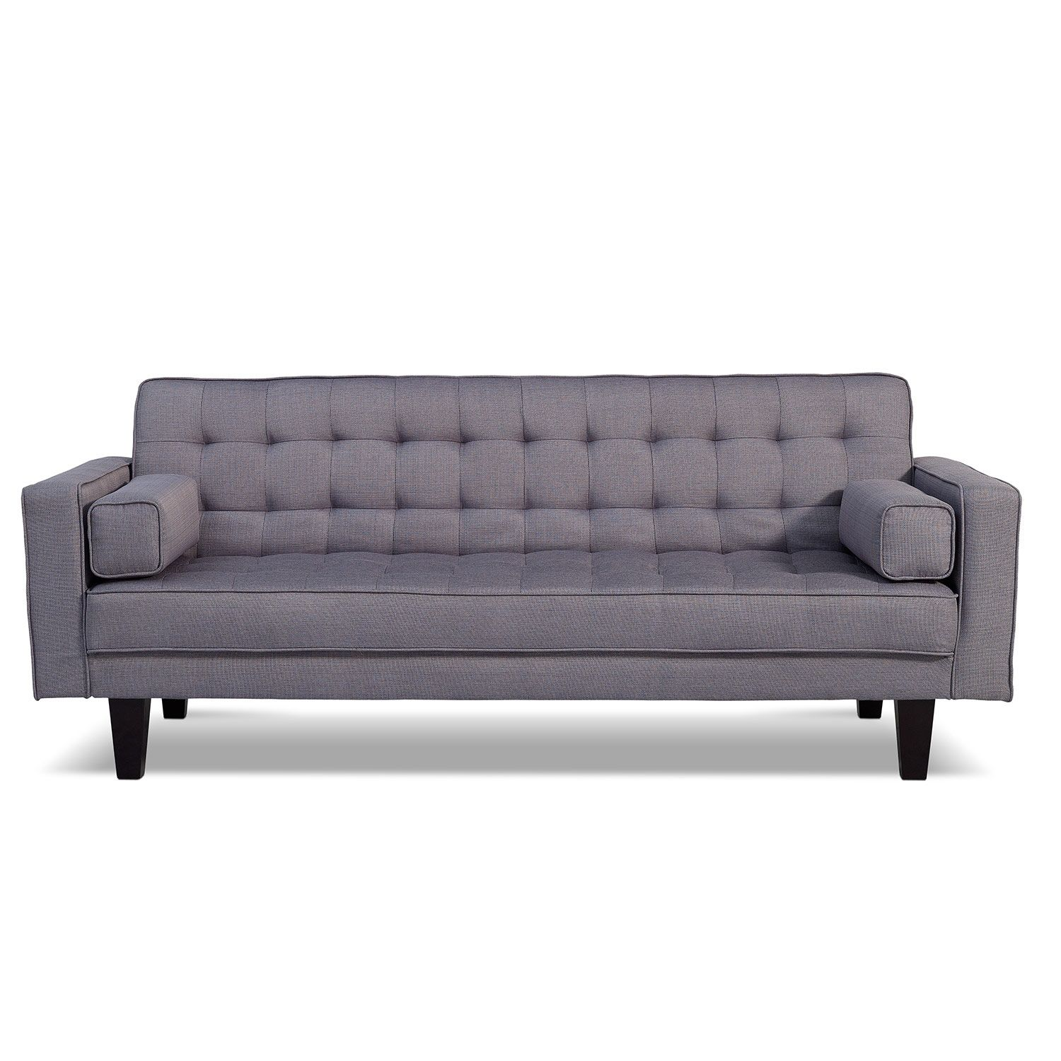 value city furniture sofa bed big greige does have it in gray bianca futon