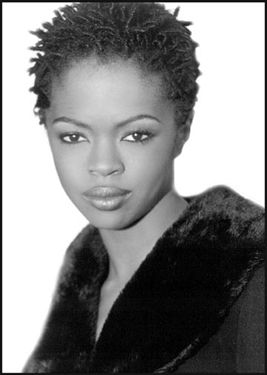 Lauryn Hill's Coil Hairstyle Black Women Natural Hairstyles