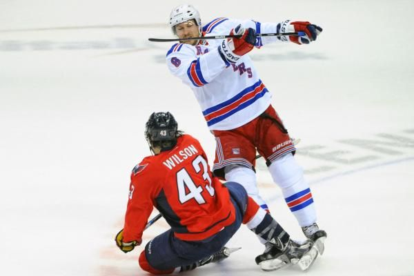 NHL Notebook Kevin Klein Of The New York Rangers Retires