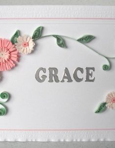 Items similar to handmade birthday cards paper quilling on etsy also pin by marie bechert  envelopes pinterest flower rh