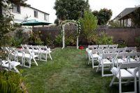small backyard wedding   Wedding Ideas   Pinterest ...