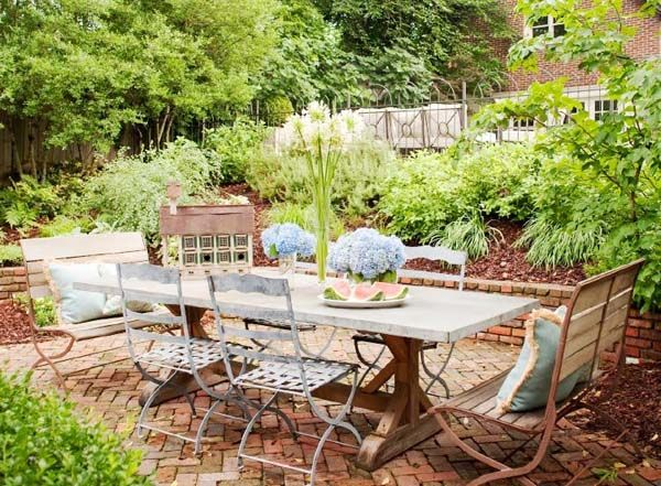 Rustic Garden Decor Ideas Photograph Rustic Outdoor Decor