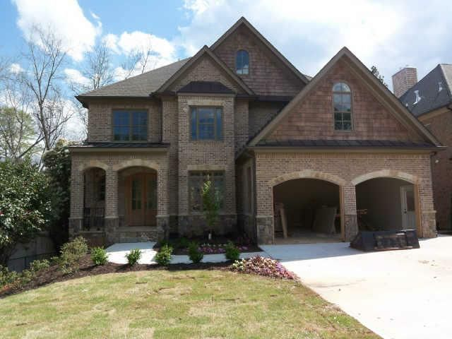 Brick House Exterior Designs Stone And Brick Homes For Modern