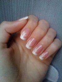 french tip nail designs tumblr French Nail Designs 2014 ...