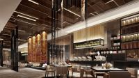 Modern asian restaurant design | 3D house, Free 3D house ...