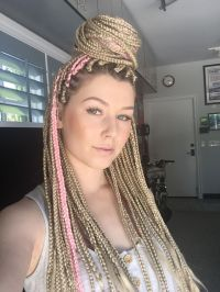 pinterest: @ ankabea Blonde Braids | Hair Options/Ideas ...