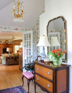 Elegant home tour with autumn vignettes decorating ideas and styling tips also entry places to visit pinterest foyers rh