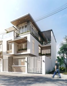 Modern house exterior by fresh also pinterest and architecture rh