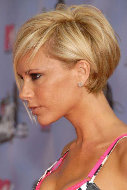 Victoria Beckham Von Long Bob Bis Pixie Cut Victoria Beckham