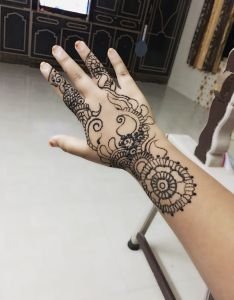 simple arabic mehndi designs for beginners also pin by rehanabanoo on pinterest rh uk