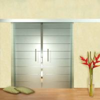 sliding glass door without frame - Google Search | Stuff ...