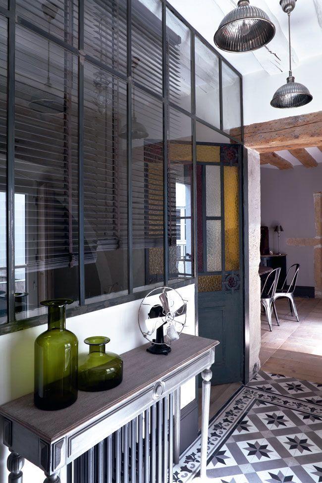 Lyon Matires Brutes Pour Appartement Cosy Atelier De