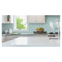 Shop American Olean Stellaris Gemini Glass Wall Tile ...