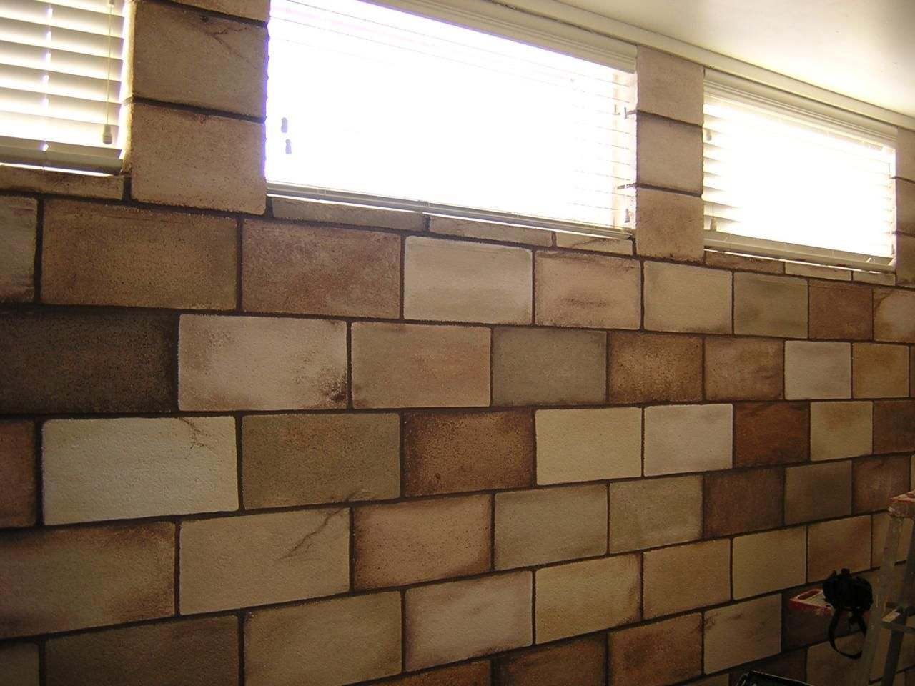 25 Best Ideas About Cinder Block Walls On Pinterest Decorating