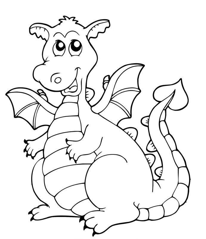 Drachen malvorlagen 01 … Prinzessin Pinterest