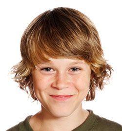 Coole Frisuren Für Jungs HAIRSTYLED KIDS Pinterest
