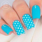 lovely nail design summer