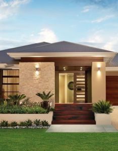 House plans simple single story modern designs lot home picture also and this is my our future  showed pic to hubby   rh pinterest