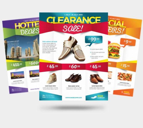 Product Promotion Business Flyers V1 by satgurdeviantart