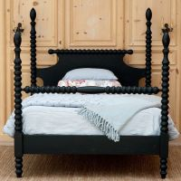 Custom Made Gwendoline Spindle Bed :: Bradshaw Kirchofer ...