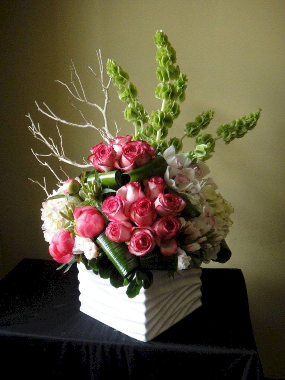 Valentine Flower Arrangements Decoratii