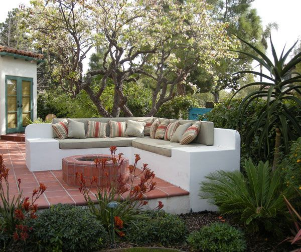 Spanish Garden on Pinterest  Spanish Garden Spanish Style and Spanish Style Homes