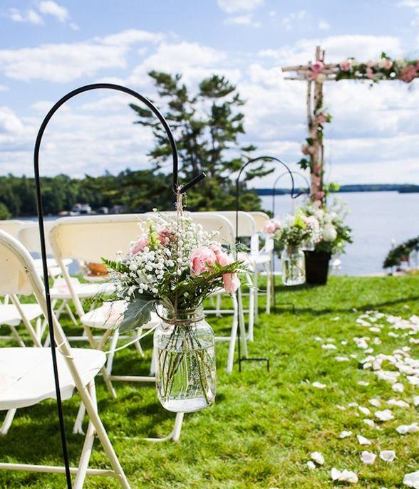 Garden Wedding Decoration Ideas The Gardening