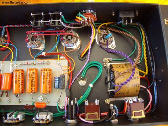 Ceriatone 5E3 Tweed Deluxe Wiring